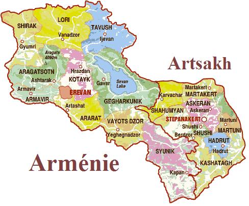 """Résultat de recherche d'images pour """"carte arménie"""""""